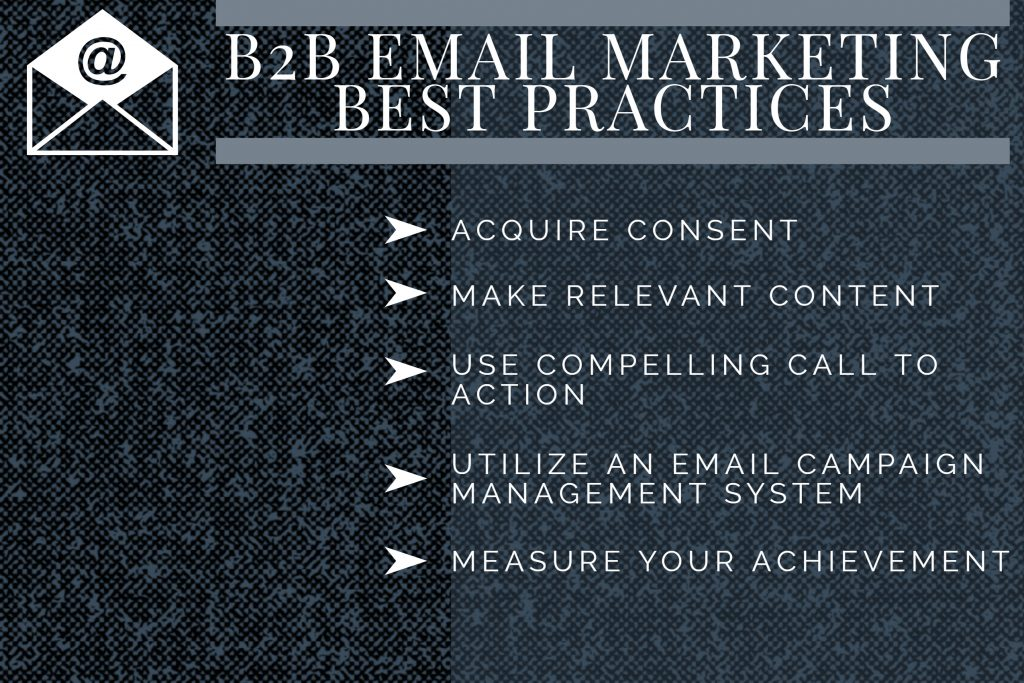 B2B Email Marketing Best Practices for 2019