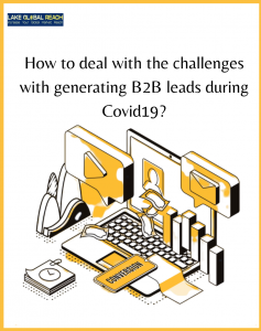 b2b lead generation challenges during covid19